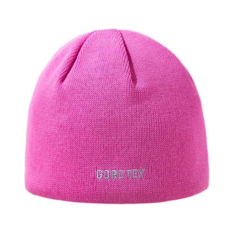 f76318e1a7eb7 Merino KAMA AG12 knitted beanie Gore-tex - Pink - Woolville.com