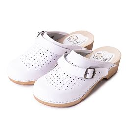 Women orthopedic Clogs - White