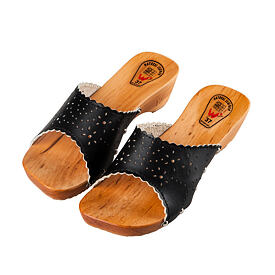 Women Clogs elegant - Black