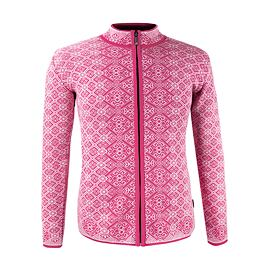 Women's sweater Kama 5003 - Pink
