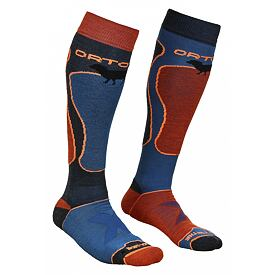 Men's merino knee socks SKI ROCK'N WOOL ORTOVOX