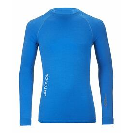 Men's merino shirt 230 Competititon long sleeve Ortovox - Blue Sea