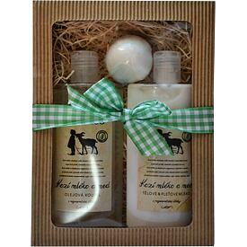 Gift set - Goat milk and honey