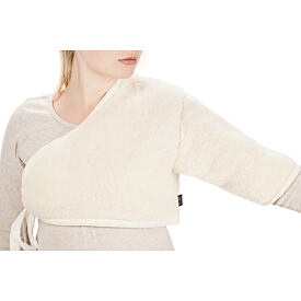 Shoulder brace from sheep wool