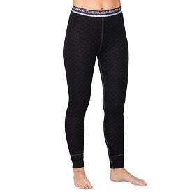 Women's functional pants merino XTREME Thermowave Black