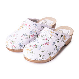 Women's orthopedic clogs Spring - Flower