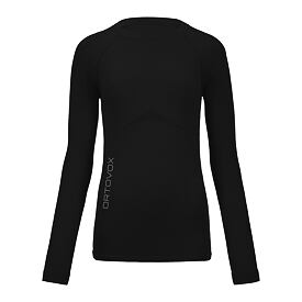Women's merino shirt 230 Competititon long sleeve Ortovox - Black Raven