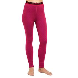 Women's functional pants merino XTREME Thermowave Red