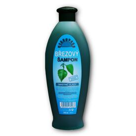 Birch shampoo 550ml