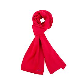Knitted scarf merino Kama S22 Red