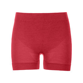Women's functional merino boxers 230 Competition Ortovox - Hot Coral