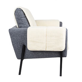 TV chair cushion 50x100 White