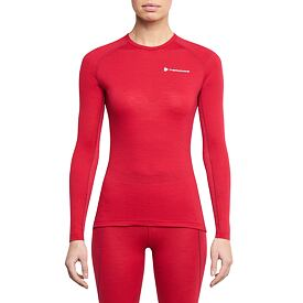 Women's functional shirt merino ONE50 Thermowave Red