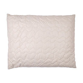 Premium pillow from sheep wool