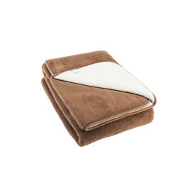 Wool Blanket Camel 2ply