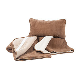 Bedding Set - Merino Camel Duo