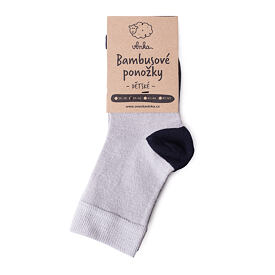 Bamboo children's socks 2 pairs