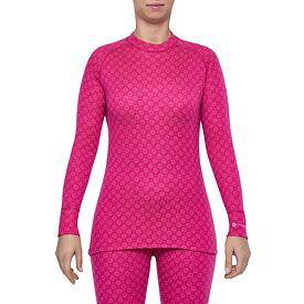 Women's functional shirt merino XTREME Thermowave Pink