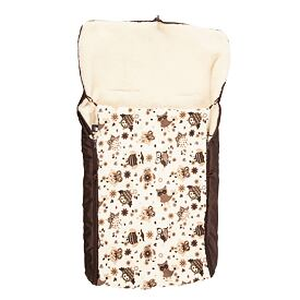 Baby sleeping bag from Sheep Wool