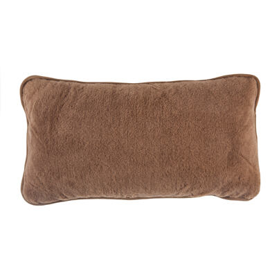 Pillow from sheep Wool - Camel 40x70