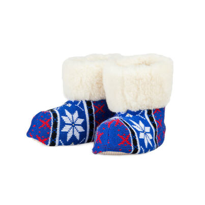 Norwegian TV slippers